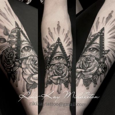 Illuminati Tattoo Tumblr