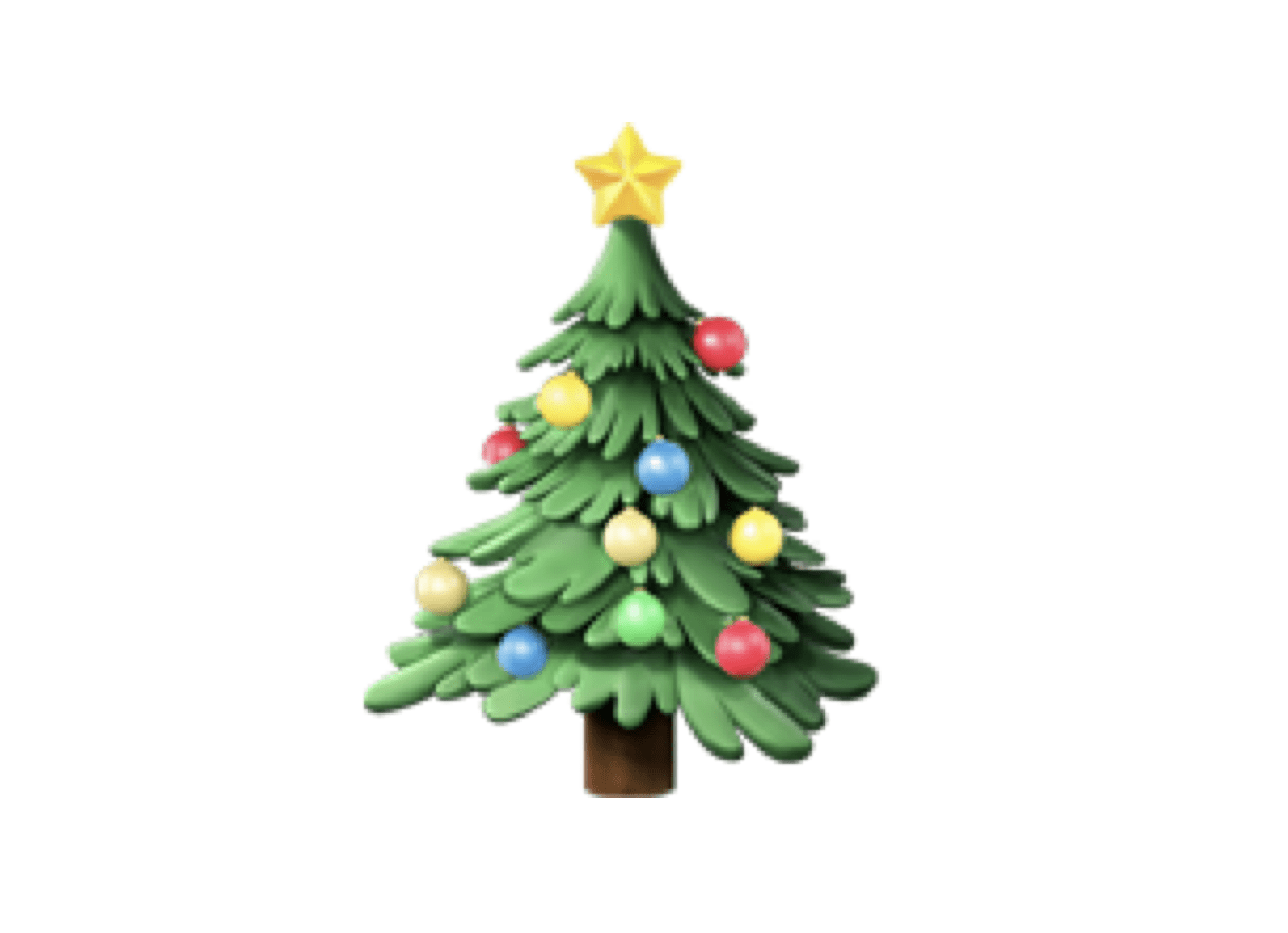Emoji Blog Copy And Paste The Christmas Tree Emoji