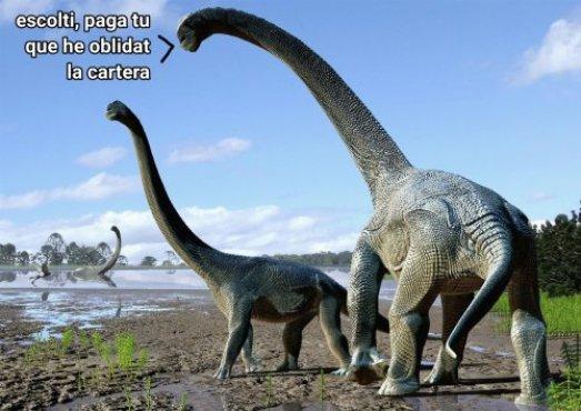 El dinosaurio catalán