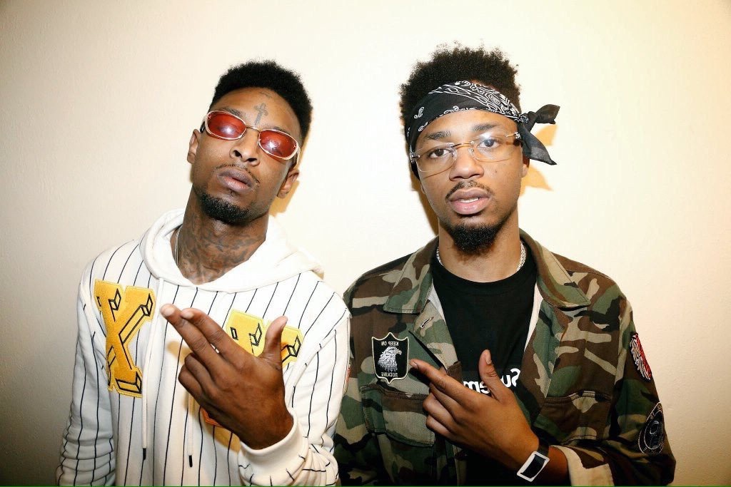 Image result for 21 savage