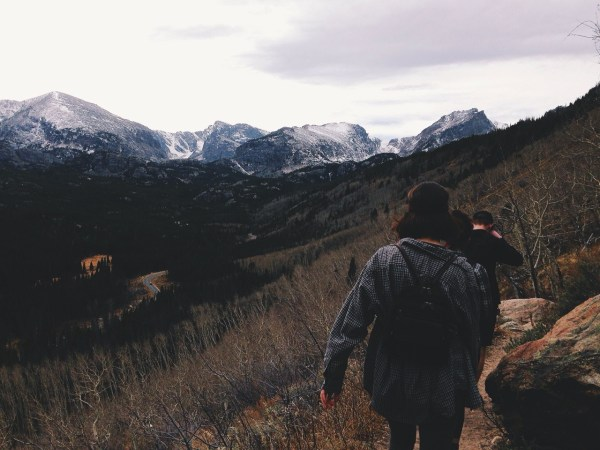 Death Of - Spent Day Hiking In Rocky Mountain National
