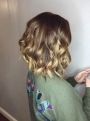 short ombre hair