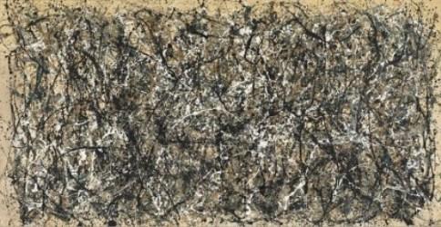 One: Number 31, Jason Pollock, 1950