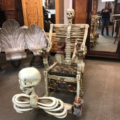 Skeleton Chair Wake Me Up Lazy Boy Chairs On Sale Shifty Thrifting Found That From Inside Meme At My Local Antique Store
