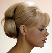 retro 60s hairstyle