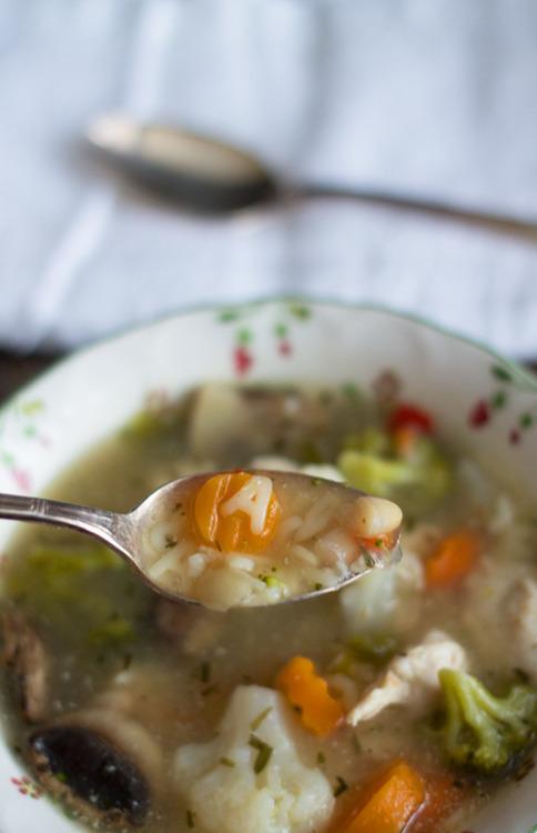 Fill Alphabet Soup Bowl