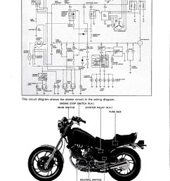 diagram of yamaha motorcycle parts 1989 virago 750 xv750w electrical yamaha virago 750 wiring virago 750 [ 794 x 1120 Pixel ]