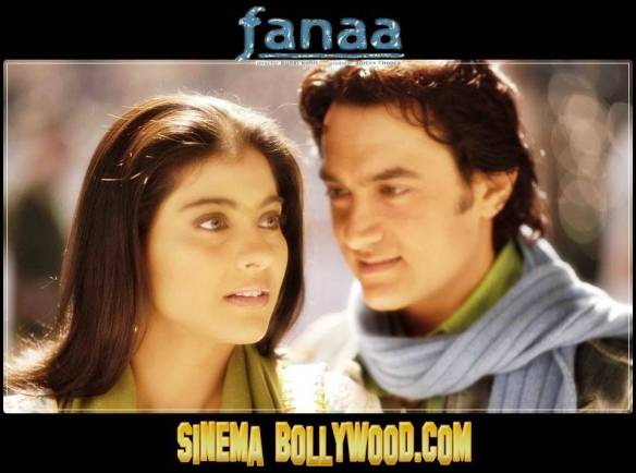 Aamir Khan,Kajol,Lara Dutta,Tabu,Kiron Kher,Kunal Kohli,2006,168 Dak.,Fanaa,Mere Haath Mein,Chand Sifarish,Des Rangila,Dekho Na,Chanda Chamke,Destroyed in Love,Fanaa For You,Hindistan,Hintçe,Urduca, Zooni Ali Beg,Zooni Rehan Qadri,