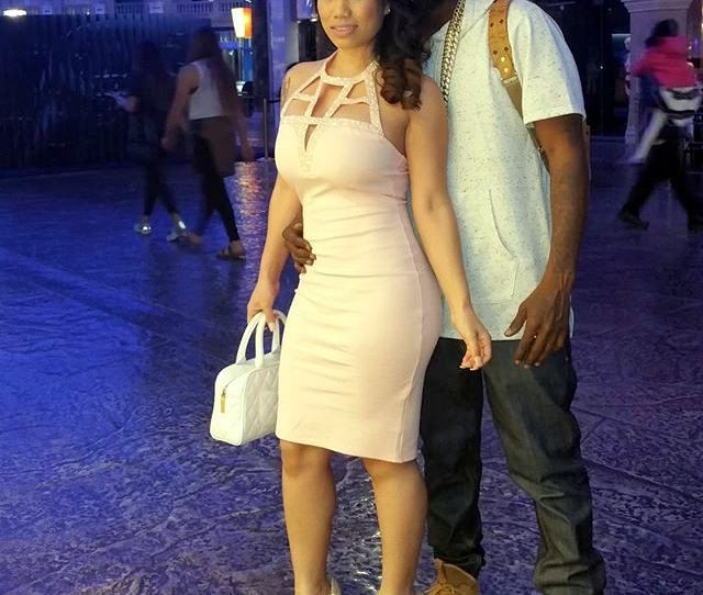 Up And Coming Rapper Davion Da Great African American Has Been Dating Van