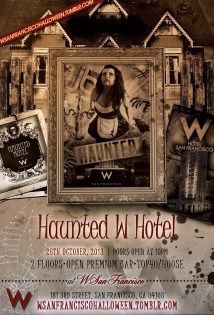 Jamie Barren Presents Haunted Hotel Halloween