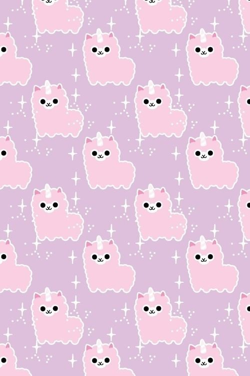 Cute Pizza Wallpaper Pusheen Unicorn Cat Tumblr