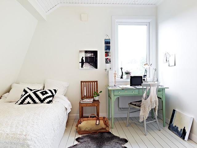 Dorm Design another cute apartment setup