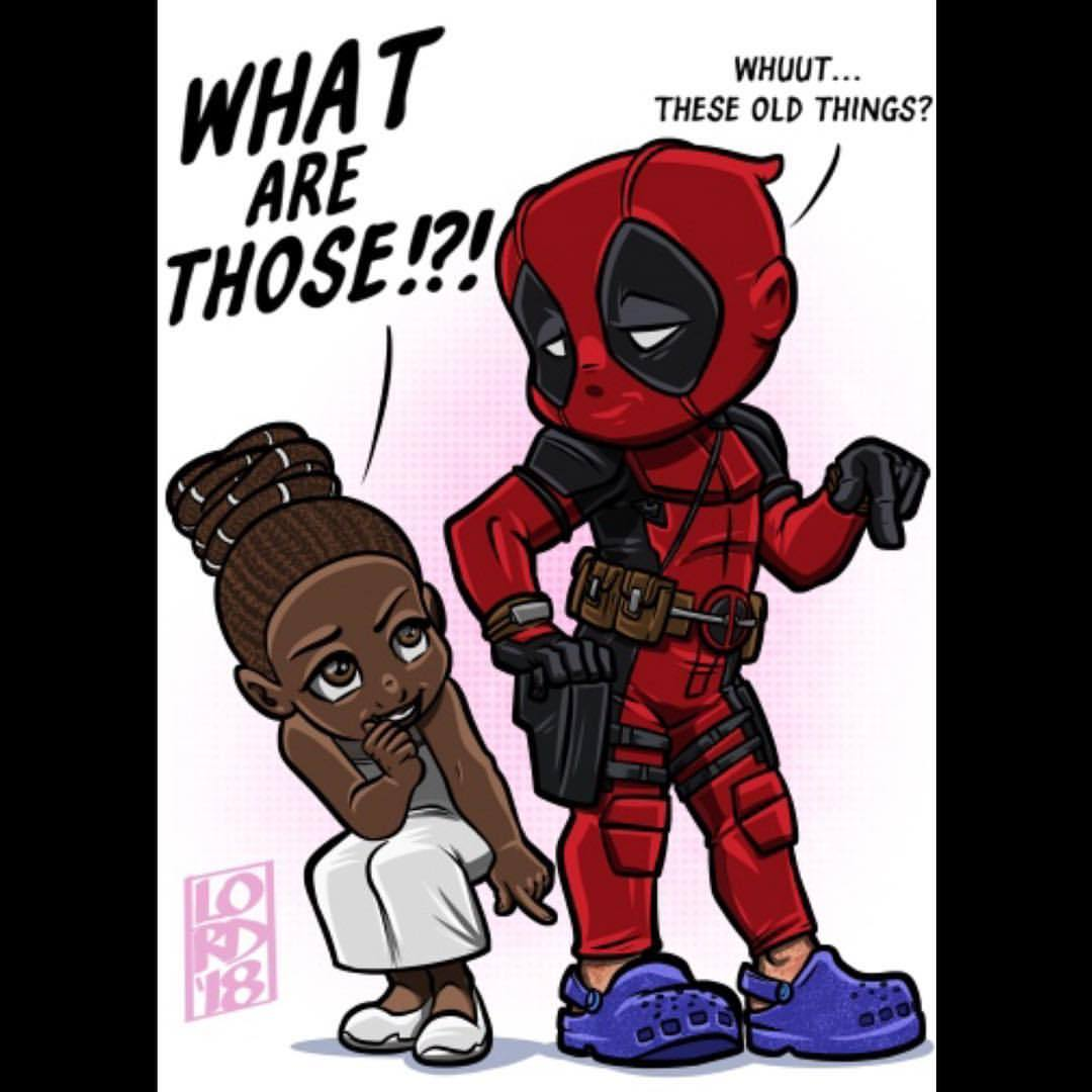 Lord Mesa Art  What R Those letitiawright