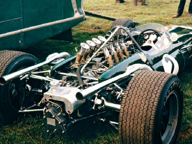 Motor racing memories.