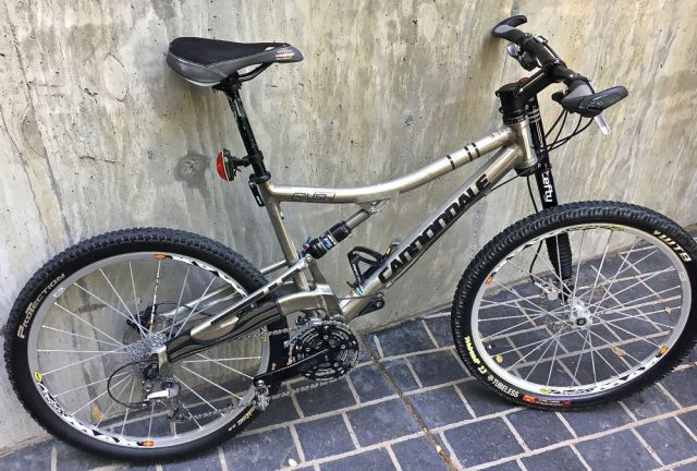 Bicycles — buy Cannondale Rush Lefty Mountain Bike...