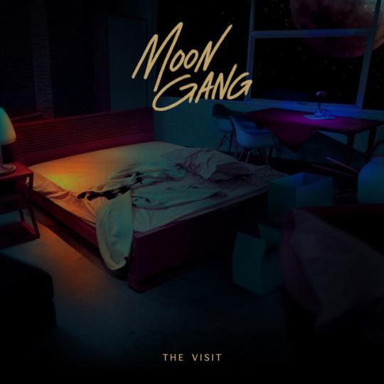 Moon Gang, proyek duo vokalis Elephant Kind dan Polka Wars rilis debut singel 'The Visit'