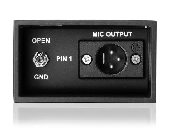 mic18   富強香港音響 — Countryman Type 85 DI box   DI box   products