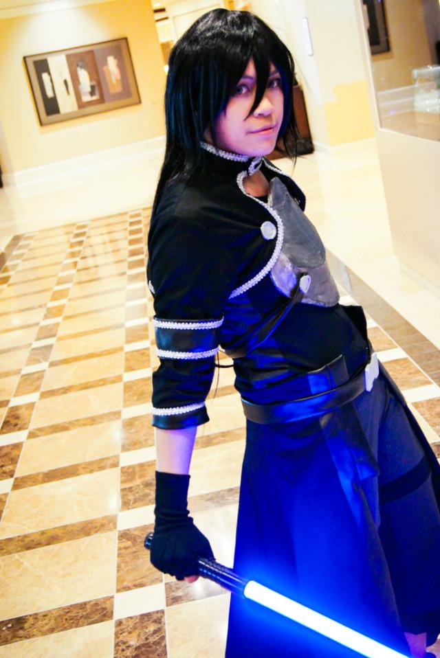 Kira Rin : Kirito (Gun Gale Online) Photo by: Everon Taken...