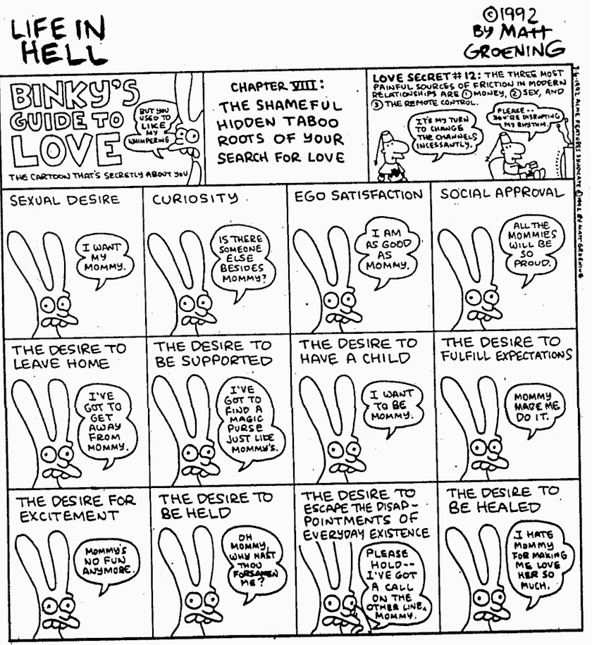 Life in Hell Archives