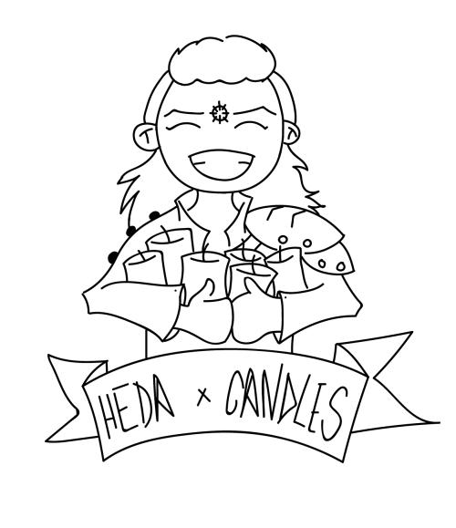 Clexa Drawing