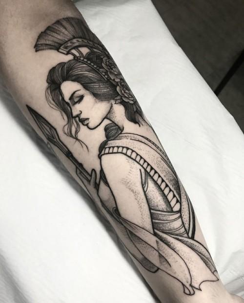 Persephone Goddess Tattoo Tattoos Ideas