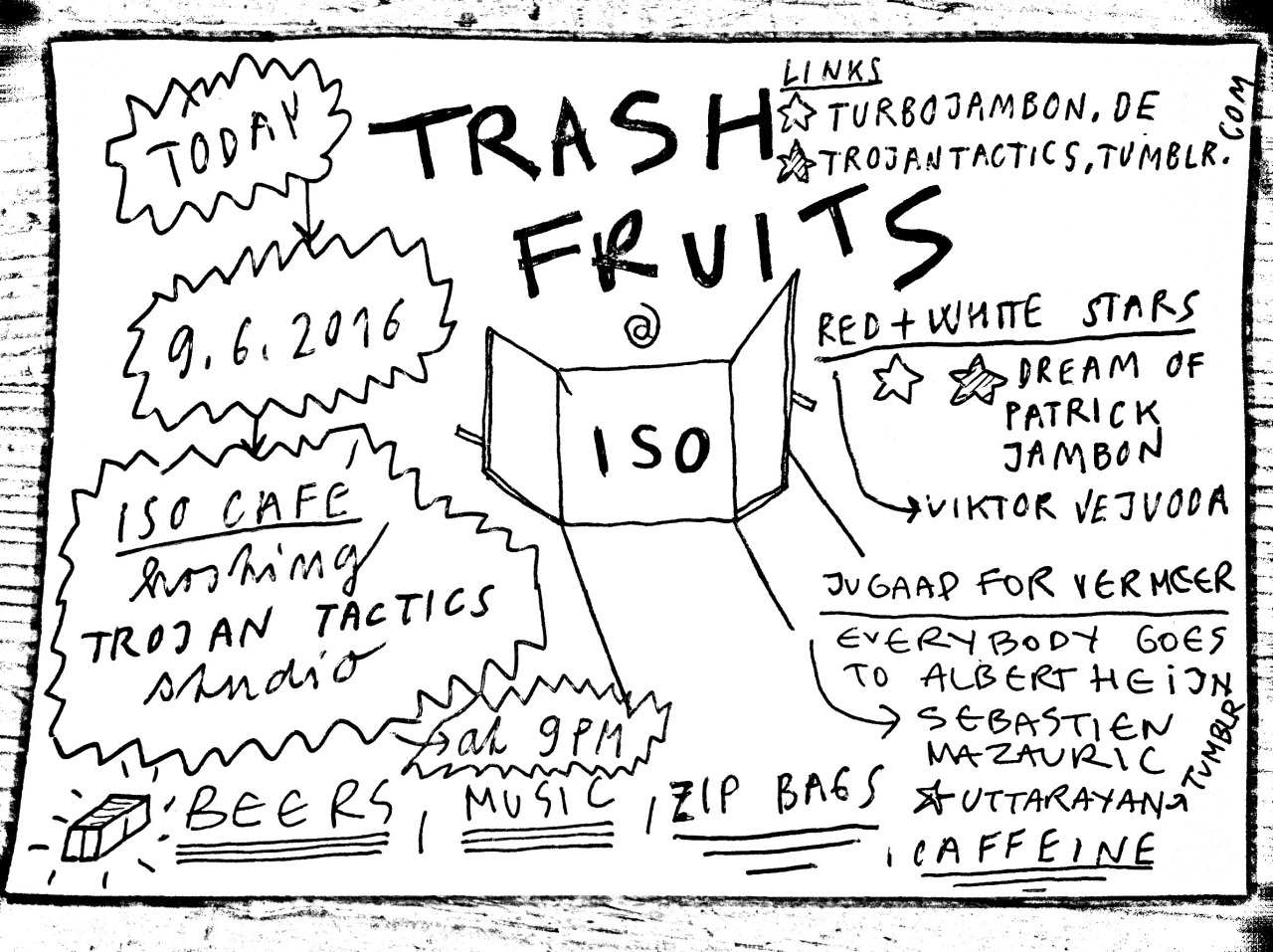 ISO hosting Trojan Tactics studio TRASH FRUITS 9