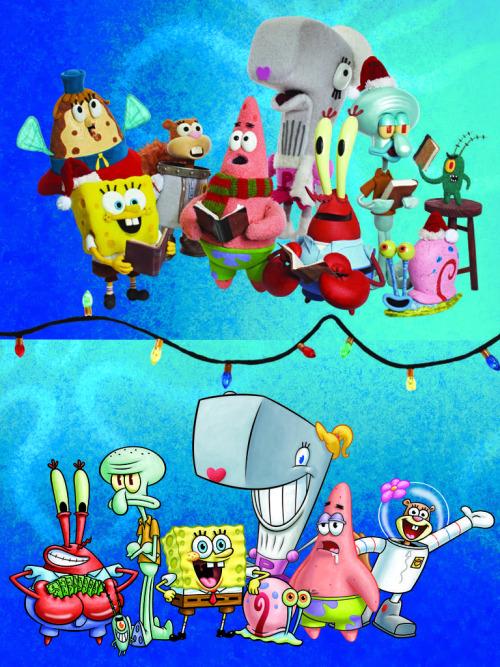 the spongebob christmas special