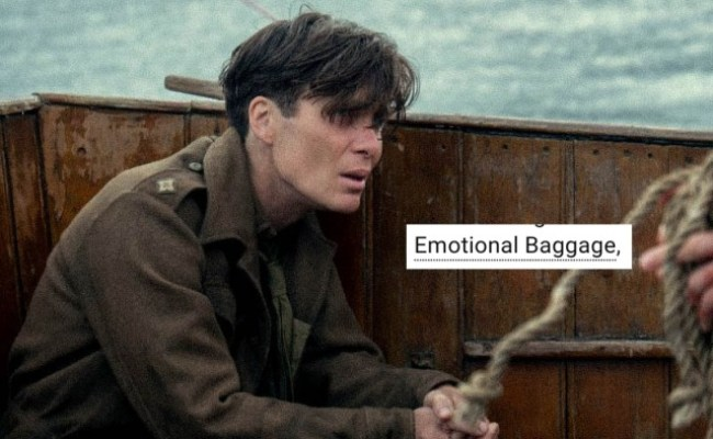 Totally Correct Dunkirk Quotes Ao3 Tags Dunkirk Edition