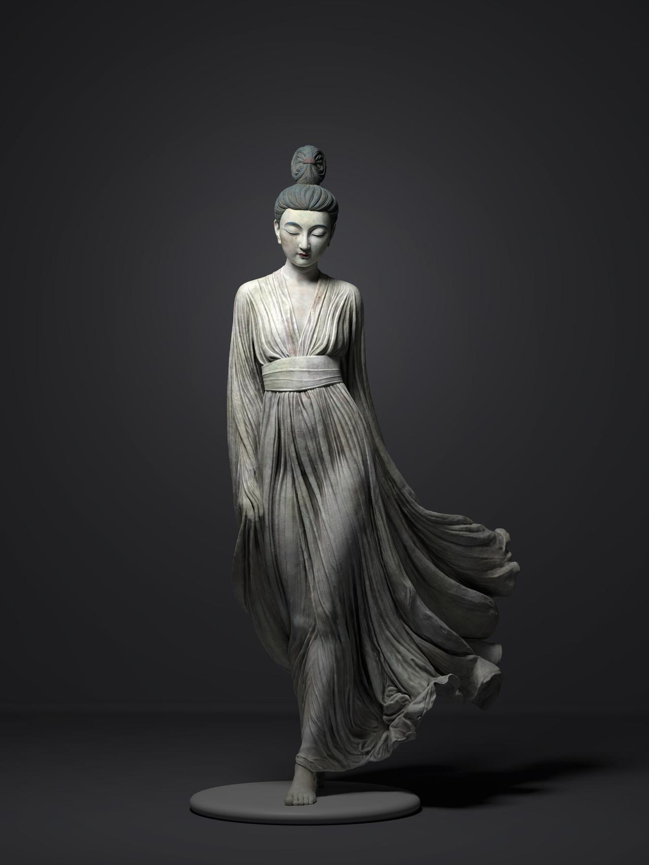 theartofmany:Artist: Qi Sheng Luo Title: ser… – China (中国)