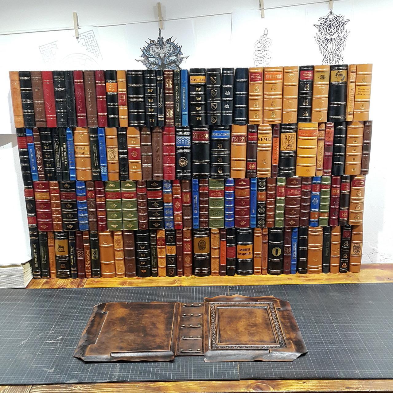 Alexlibris Faux Books Made For Secret Bookcase Door