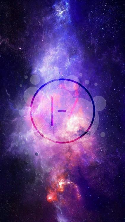 Fall Out Boy Logo Wallpaper Emo Galaxy Tumblr