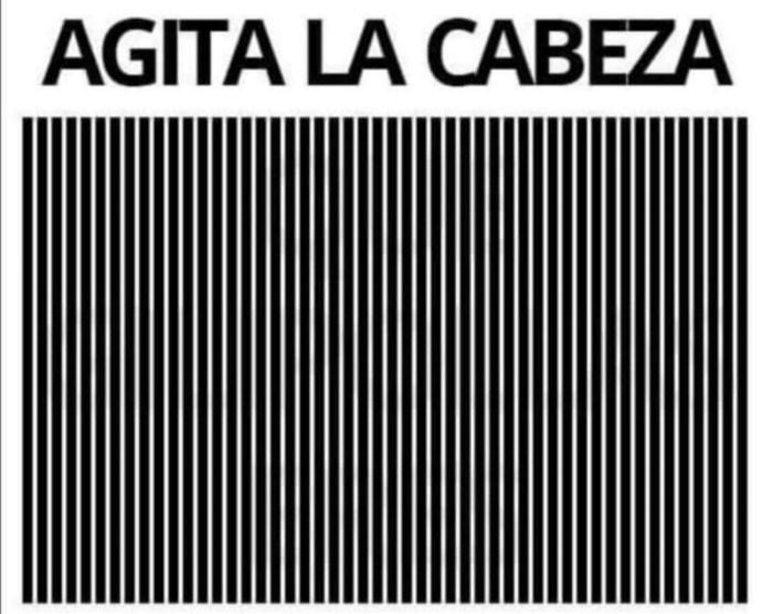 Esta ilusión óptica te conoce