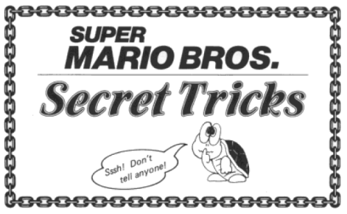 Supper Mario Broth