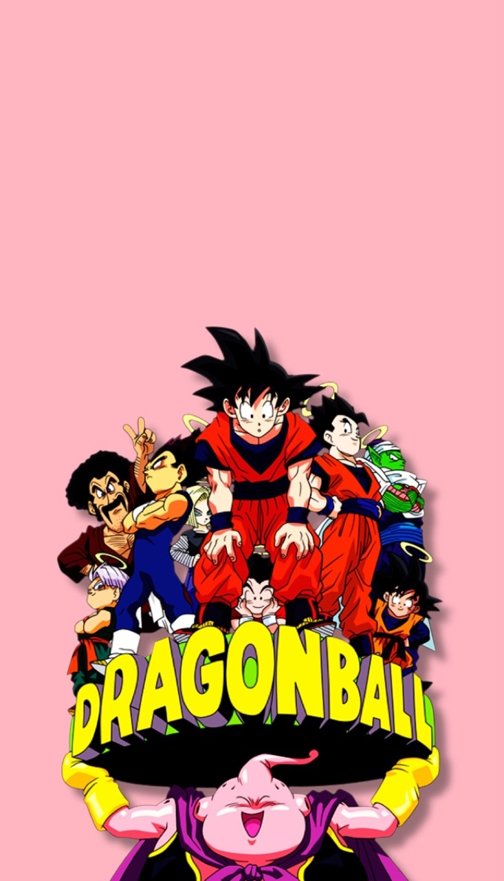 Dragon Ball Z Lockscreen : dragon, lockscreen, Screen, Dragon, Wallpaper, Phone, Anime