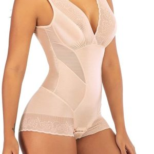 Body Shaper for Women Tummy Control Shapewear Plus Size Seamless Bodysuit. Sexy Lace... , Sun, 05 Jul 2020 09:37:11 +0100