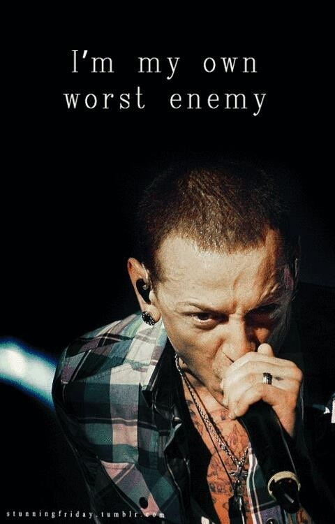 linkin park given up | Tumblr