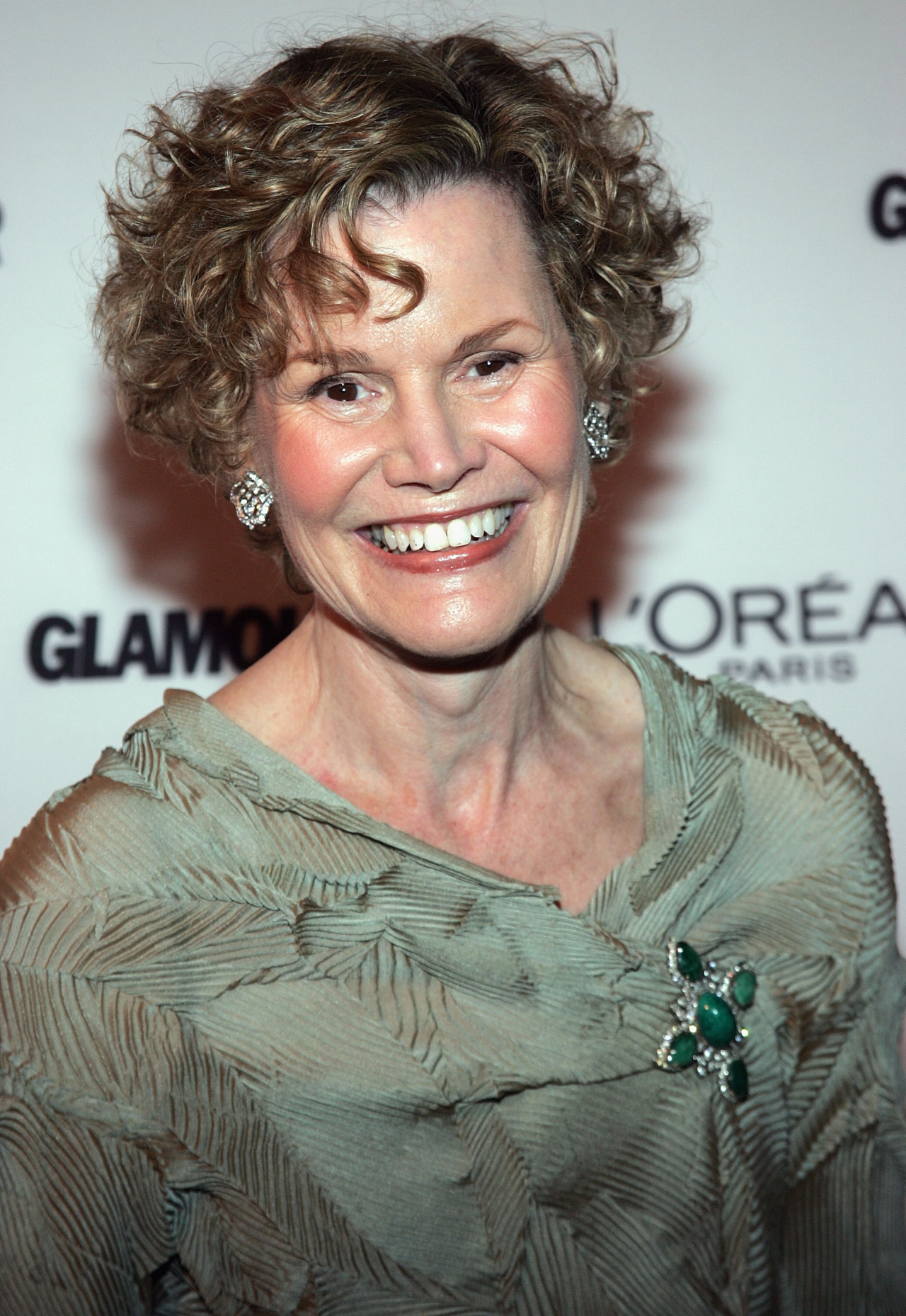 Npr Books Image Judy Blume At The Annual Glamour Women Of Npr
