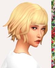 sims 4 cute hair