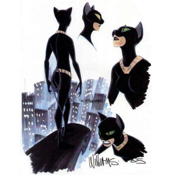 catwoman – DC Comics