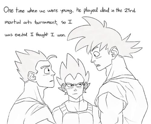Goku On Tumblr