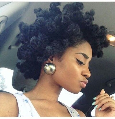 Chunky Twist Out Tumblr