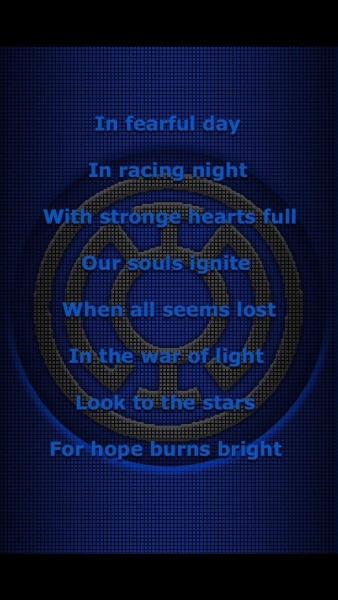 blue lantern oath tumblr