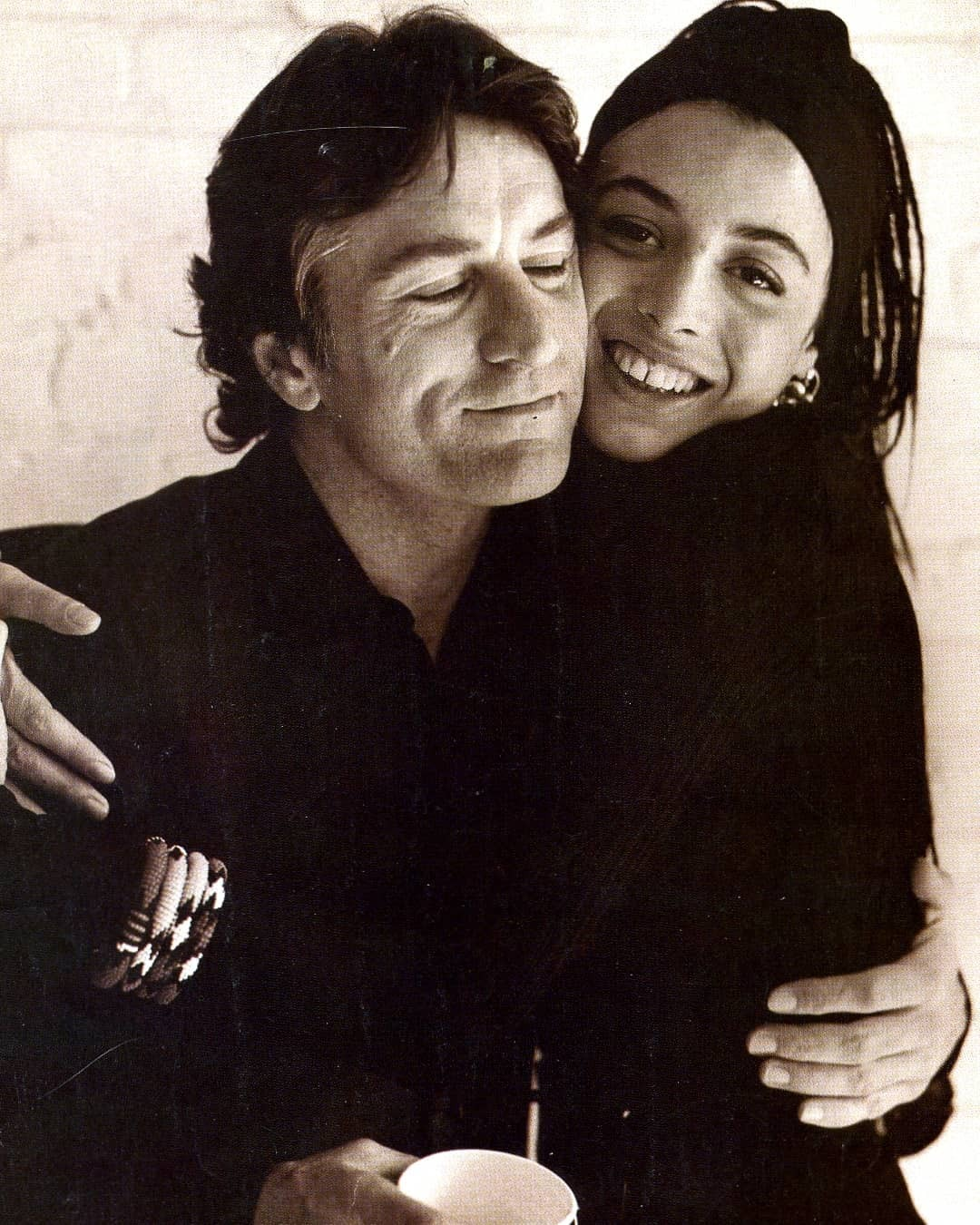 Robert De Niro  Robert De Niro and his daughter Drena De