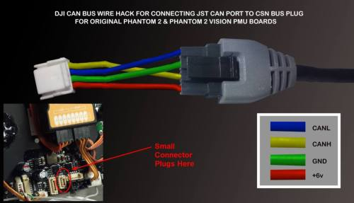 small resolution of skypixel org if you are too impatient to wait for dji to come 2 dji phantom wiring diagram