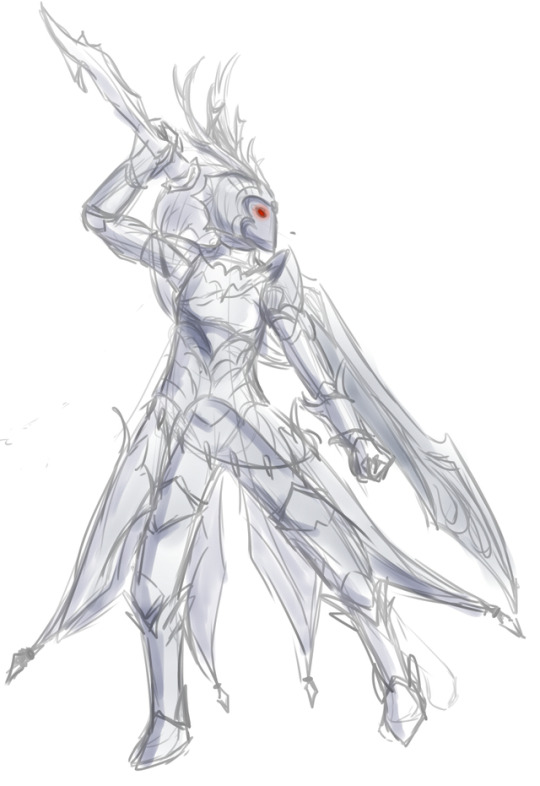 animated armor on Tumblr