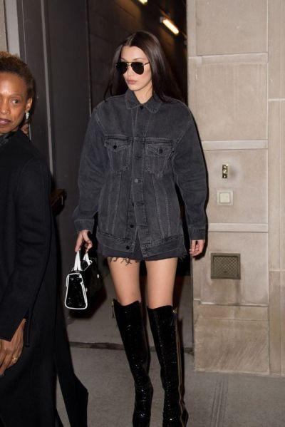 oversized denim jackets tumblr