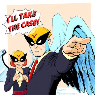 harvey birdman attorney at