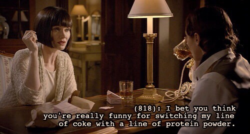 Image result for miss fisher mysteries, dr mac