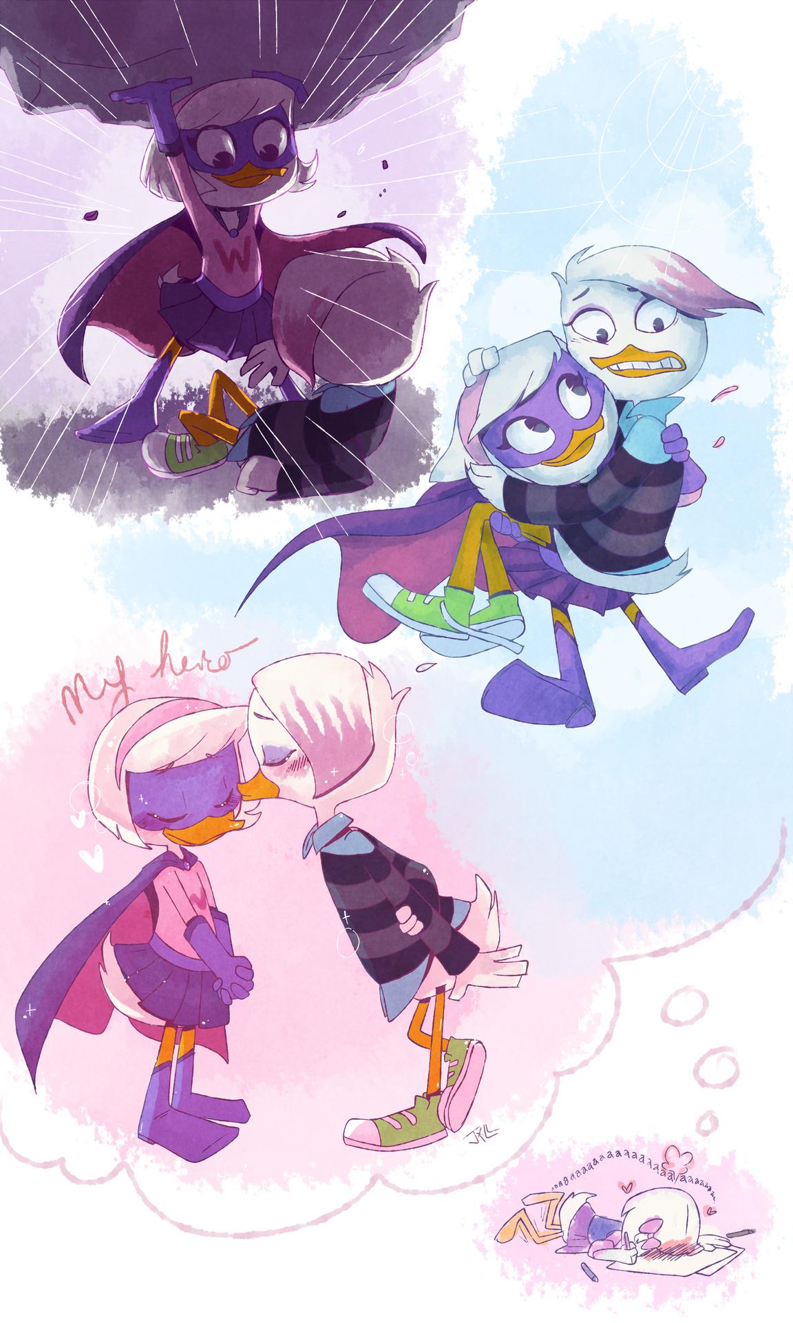 2017 Magica Ducktales De Twitter Spell
