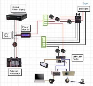 [WRG6760] Ham Radio Mic Wiring